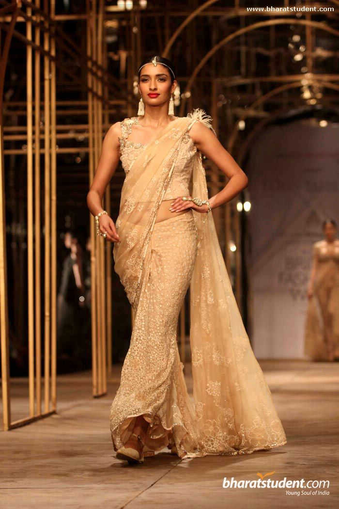 tarun tahiliani at aamby valley india bridal fashion week 2013