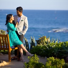 Orange County Engagement Session of Pawan & Neeti by Braja Mandala