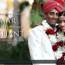 Najar & Prashant – Cinematic Wedding Highlights by Robles Video Productions