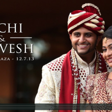Sachi & Bhavesh – Cinematic Same Day Edit by Robles Video Production