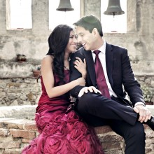Engagement Session:  Maxine & Mathews by Aaroneye Photography