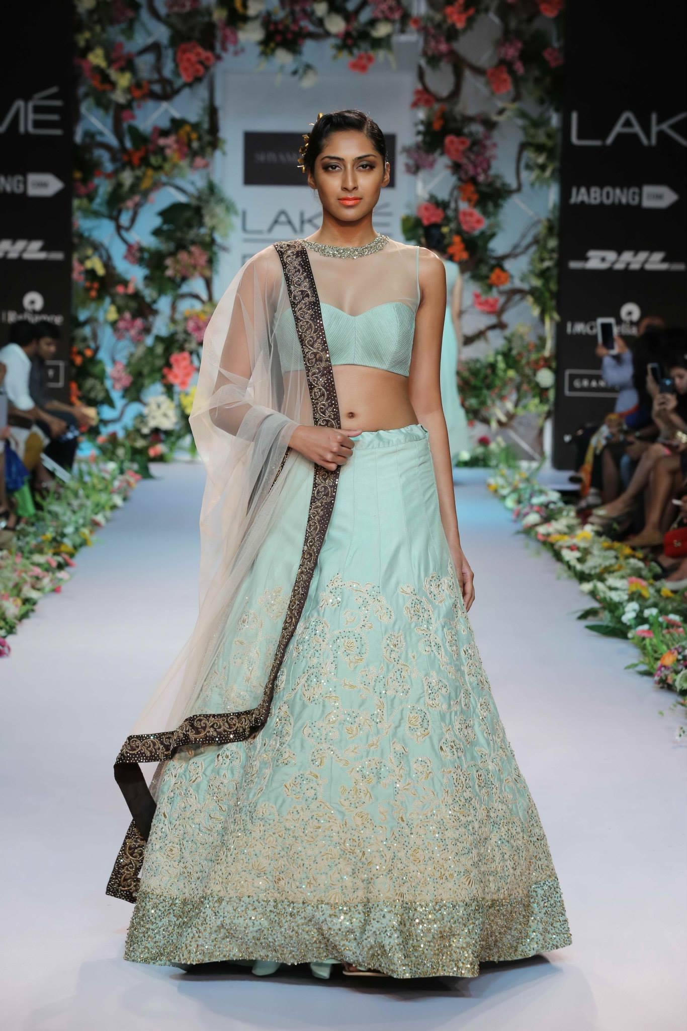 Lakme fashion week bridal collection 59