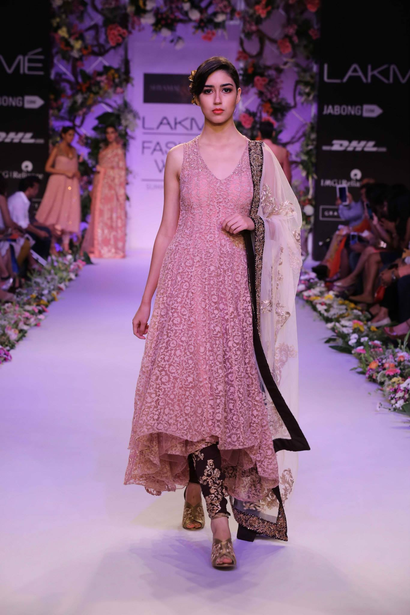 Lakmé Fashion Week Winter Festive 2018: Shyamal & Bhumika At Lakme Fashion Week S/R 2014