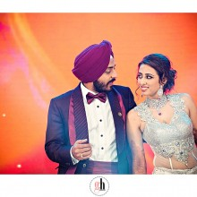 Goa Destination E-Shoot & Engagement of Ridhima & Angad by G+H Photography
