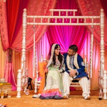 Wedding of Hajra and Imran by Maha Designs, Part 1 of 2
