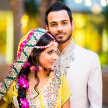 Mehndi Ceremony of Naureen & Talha by Kimberly Photography