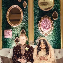 The DETAILS+DECOR for Maryam & Dusten, Part 2 of 2 by Kismet Event Planning & Design