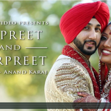 Jaspreet & Harpreet – Cinematic Same Day Highlgihts by Robles Video Productions