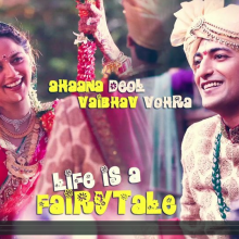 LIFE IS A FAIRYTALE – Ahaana & Vaibhav Trailer from The Wedding Story