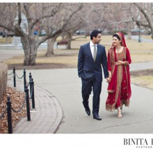 Saira + Usman | Boston Wedding by Binita Patel Photography
