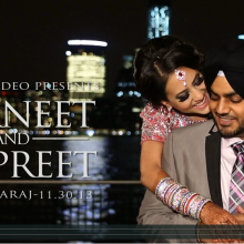 Perneet + Jaspreet | Cinematic Sikh Highlights by Robles Video Productions