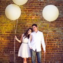 Kathy + Juan:  Engagement Session by R.A.G.artistry