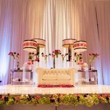 Rosie + Raj | California Wedding by Kismet Event Planning & Design, Part 2