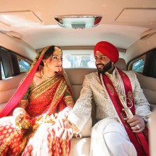 Rosie + Raj | California Wedding by Kismet Event Planning & Design, Part 1