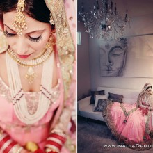Sandy and Naveen | Wedding by nadia d. photography + Design House Decor