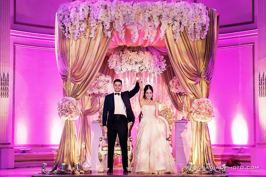 Sandy And Naveen Wedding By Nadia D Photography Design House