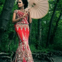 Makeup by Malika | Concept Shoot by Film Art Pictures