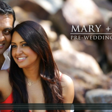 Mary + Vinay    Concept Video/Pre-Wedding Interview by Robles Video