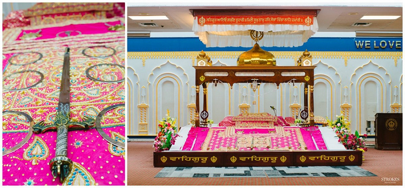 Toronto Sikh Wedding Of Mandy Gurdeep By Strokes Photography