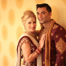 Celeste and Jimmy | New Jersey Gujarati Fusion Wedding, Part 1