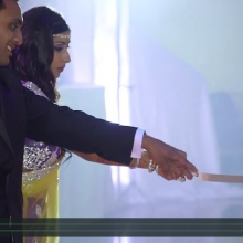 Jenisha & Nirbhay | A Nashville Indian Wedding by Jeff Dinges Films