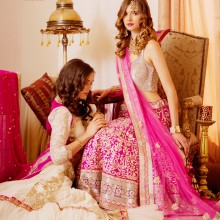 An Exclusive Insight into Charisma's Bridal Couture 2014 Collection