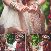 Meg + Prem | North Carolina Wedding by Charo & Mike