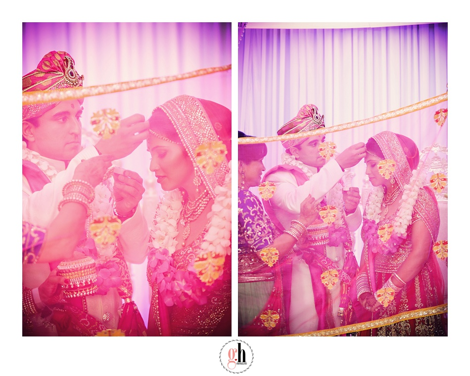 Deepak and pooja wedding