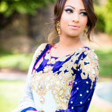 Summertime Elegance by Sachi Anand Photography
