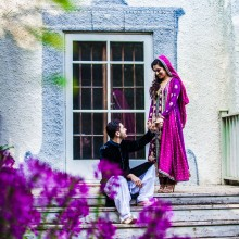 Nehan + Umer | Montego Bay Wedding Photoshoot by Aliph Aur Meem
