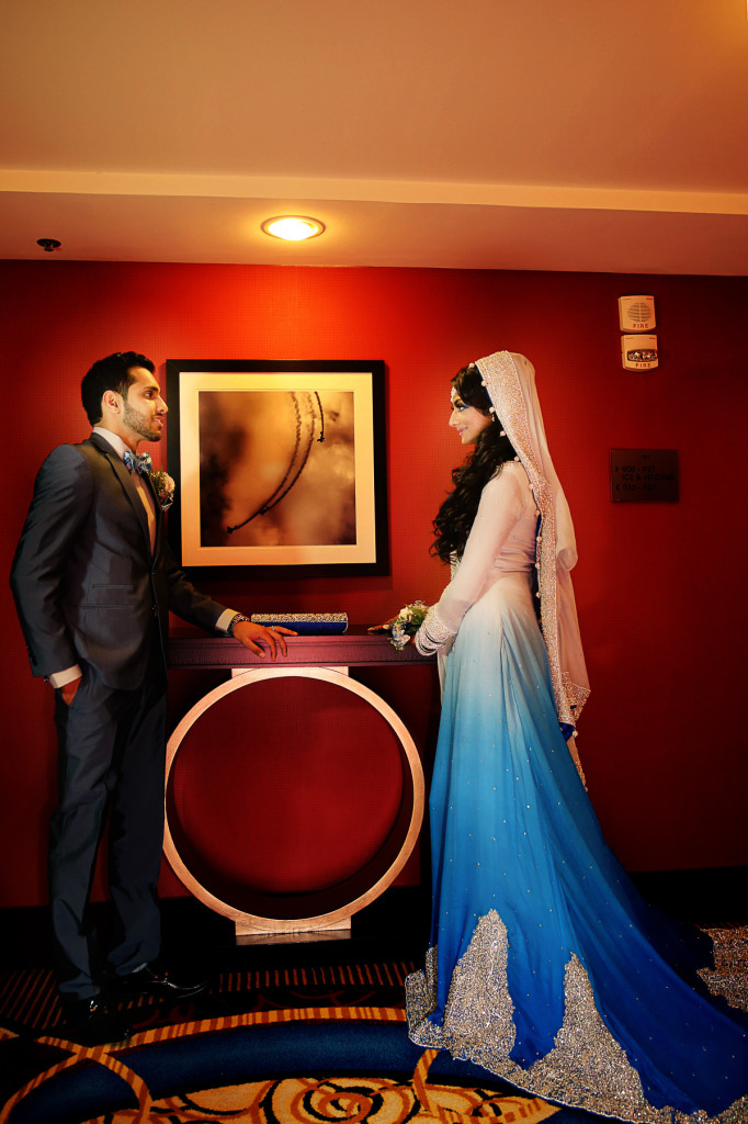 Bisma Waqas New York Wedding By Kanwal Batool