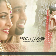Priya + Aakash | Same Day Edit, Laguna Cliffs Marriott by Impessive Creations Cinematography