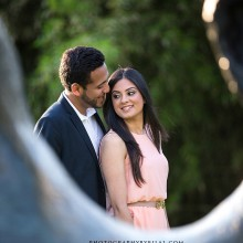Sahil + Ishneet | New Jersey Engagement Session by Photography by Bilal