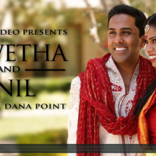 Shwetha + Anil | Cinematic Wedding Highlights by Robles Video Productions