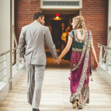 Christine + Raveen | Saint Louis Fusion Wedding by Sonya Lalla Photography, Part 1