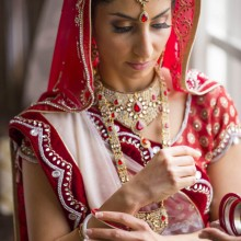 Mana + Vinay | A Persian Indian Wedding, Part 1