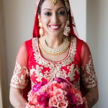 Neha & Amit | Los Angeles Wedding by Pink Rock Designs, Part 1