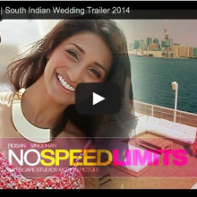 Rosan & Vinodhan | South Indian Wedding Trailer by Escape Studios