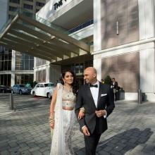 Swati + Praveen | A New Jersey Real Wedding, Part 2