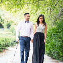 Mansi + Bhavi | Engagement Session by Sachi Anand Photography