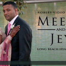 Meera + Jeyaprakash | Cinematic South Indian Hindu Highlights by Robles Video Production