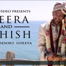 Meera + Ashish | Cinematic Hindu Highlights by Robles Video Productions