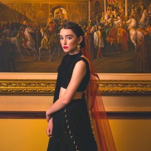 A Kingdom of Royalty – Styled Shoot by Purple Canvas and Team