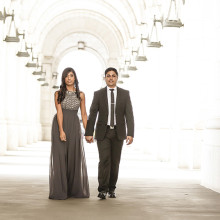 Ranju + Nishant // Washington DC Engagement Session