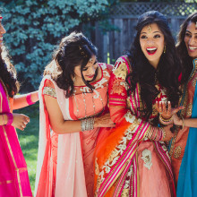 Sheena + Sagar // Indian Wedding Extravaganza