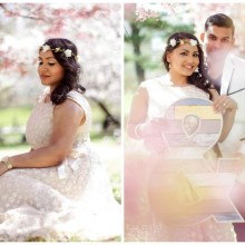 Anika + Adil // Central Park Pre-Wedding Session