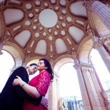 Ankita + Gaurav // Engagement Session, San Francisco