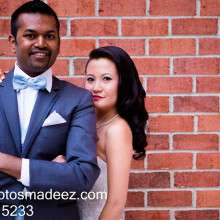 Hien + Rahul // New Jersey Indian Fusion Wedding