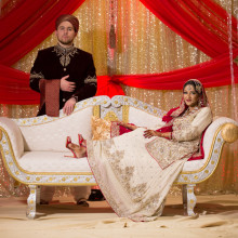 Anam + Josh // Virginia Muslim Wedding