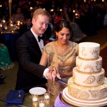 Mansi + Scott // Tampa Indian Wedding
